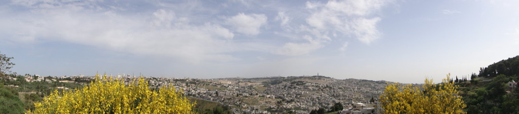 Иерусалим 19.04.2014